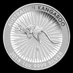 Stříbrná mince Kangaroo 1 oz 2018