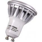 Patona LED žárovka 7.5W / GU10 / 230V / MR16 SMD2835 / 560lm / Teplá bílá