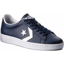 Sneakersy CONVERSE Pro Leather 76 Ox 158088C Midnight Navy White White e9fc069123