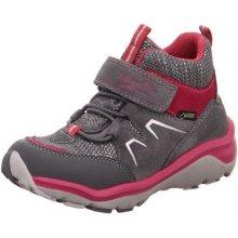 Superfit 3-09243-21 dětská celoroční obuv SPORT5 červená 12a537886ca