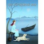 Kalendář 2019 - Iva Hüttnerová/nástěnný - Iva Hüttnerová