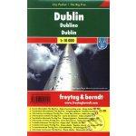 Dublin mapa 1:1. FB plast