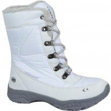 Loap boty zimní dětské SOLO KID bílé