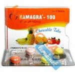 Kamagra Soft 100mg 4 ks