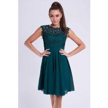 Dámské společenské šaty Maëlys s krajkou b69543c242