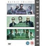 Matrix Trilogy 3-Disc Set: The Matrix, Matrix Reloaded and Matrix Revolutions [1 DVD