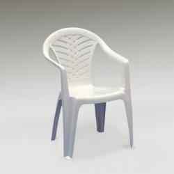 Plastové židle zahradní
