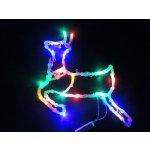 Noel Světelná dekorace do okna Sob