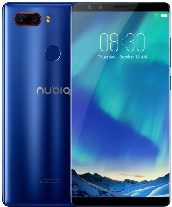 Nubia Z17s 8GB/128GB Dual SIM na Heureka.cz