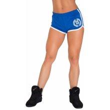 9cabea2c764 GymBeam fitness dámske šortky Aesthetic Blue
