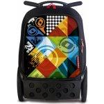 Nikidom batoh na kolečkách ROLLER Logomania XL