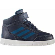Adidas Altasport Mid El K modrá