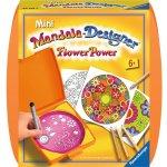Ravensburger Omalovánky Mini Mandala Květiny