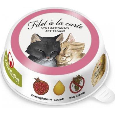 GranataPet Filet á la Carte Kuře & králík 85 g