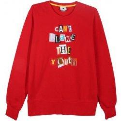 LRG Can Not Blame The Youth Sweatshirt červená ab7be35d47f