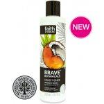 Faith in Nature BRAVE hydratační kondicionér - Kokos a Plumérie 250 ml