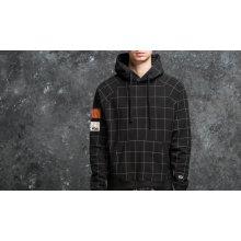 Champion x Wood Wood Hooded Sweatshirt Black/ White