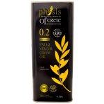 Physis Of Crete | Extra panenský olivový olej Acidita 0,2 plech 1,5l