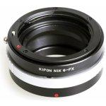 B.I.G. adaptér objektivu Nikon G na tělo Fujifilm X