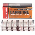 Nutrend Carnitine compressed 120 tablet
