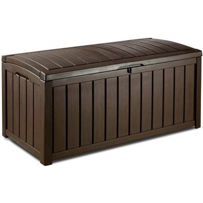 Keter Úložný box GLENWOOD 17193522 - hnědý