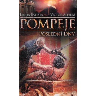Pompeje: Poslední dny - DVD