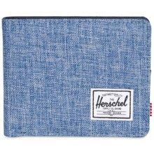 HERSCHEL Malá peněženka Roy světle modrá