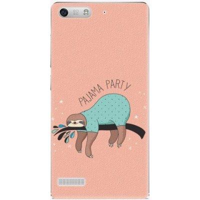 Pouzdro iSaprio Pajama Party - Huawei Ascend G6