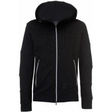 Crosshatch Full Zip jacket pánská black