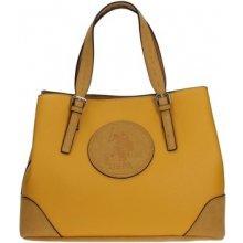 U.S Polo Assn. BEUNE0086WV Shopper Bag Women YELLOW žlutá