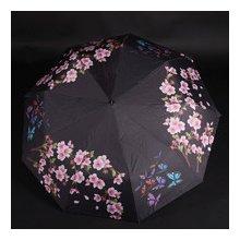 Dámský skládací deštník Tauri s motýlky