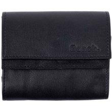 Bench Small Folded Purse Black Beauty BK11179 peněženka