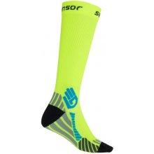 Sensor ponožky COMPRESS reflex žlutá