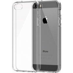 Pouzdro TopQ iPhone 5   5s   SE průhledné silikonové kryt od 139 Kč ... 427ef887c55