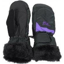 Kilpi Mikko dámské zimní rukavice černá