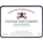 Pape Clement Pape Clement Grand Vin de Graves červené 2008 0,7 l