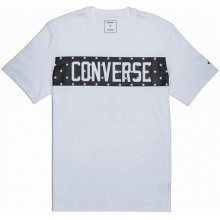Converse Star Block Tee white