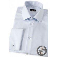 Avantgard pánská Košile Slim MK modrá 122-1505 ab7bebf603