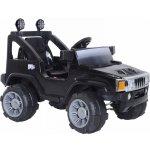 Goleto dětské elektrické auto Jeep MP3 černé