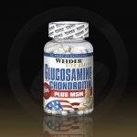 Weider Glucosamine Chondroitin + MSM 120 tbl.