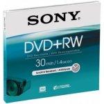 Sony DVD+RW 1,4GB 8cm, 1ks (DPW30A)