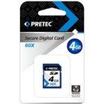 Pretec SD 4GB HighSpeed PCSD4GB