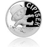 Česká mincovna Stříbrná mince Cipísek proof 10 g
