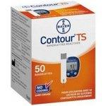 Contour TS, testovací proužky do glukometru 50 ks