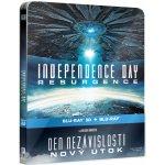 Den nezávislosti: Nový útok 2D+3D BD Steelbook