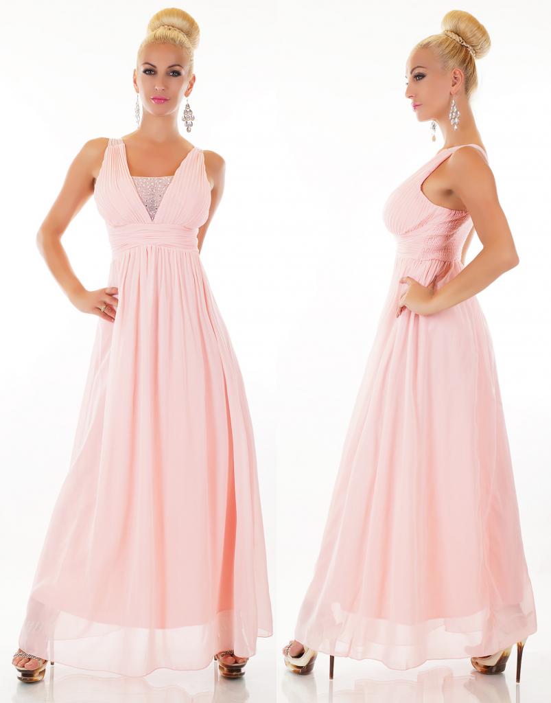 ffc5128a030 Plesové šaty Emma   Ashley dámské společenské a plesové dlouhé šaty ...