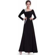 7849ccf6c03 Ever Pretty plesové a společenské šaty 54EV černá