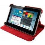 """4World Galaxy Tab 2 Rotary 7"""" 09113 - červená"""