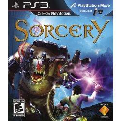 Hra a film PlayStation 3 Sorcery