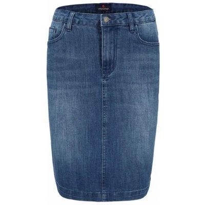 Volcano dámská sukně G-Katy 611 modrá